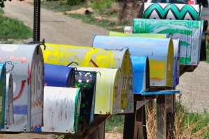 Galisteo Mailboxes