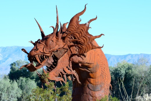 Borrego Springs Dragon